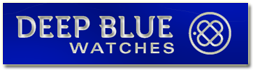 Deep Blue Uhren – Deep Blue Watches Retina Logo